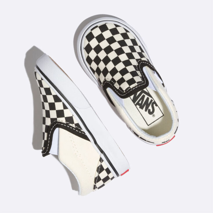 youth vans slip on skate shoe