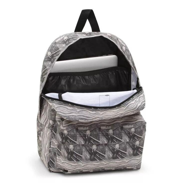 Vans MoMA Munch Old Skool III Backpack
