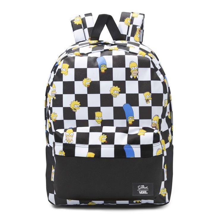 Vans x The Simpsons Old Skool Backpack