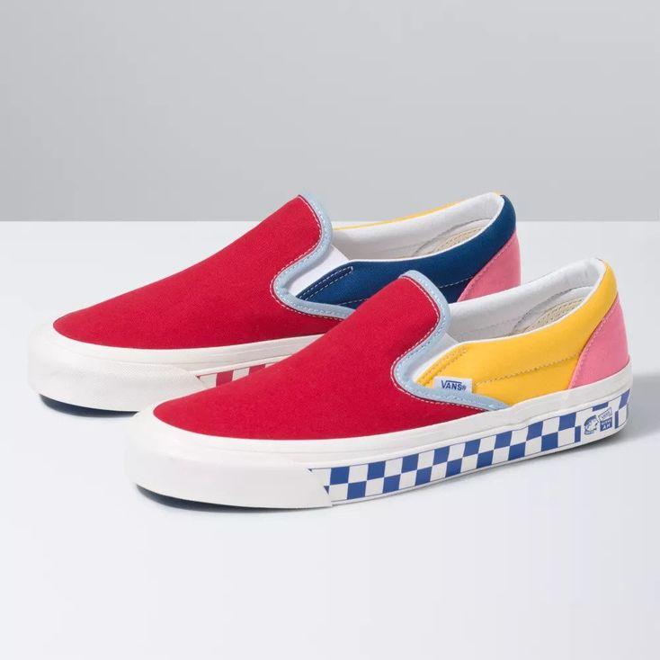 Anaheim Factory Color Mix Classic Slip