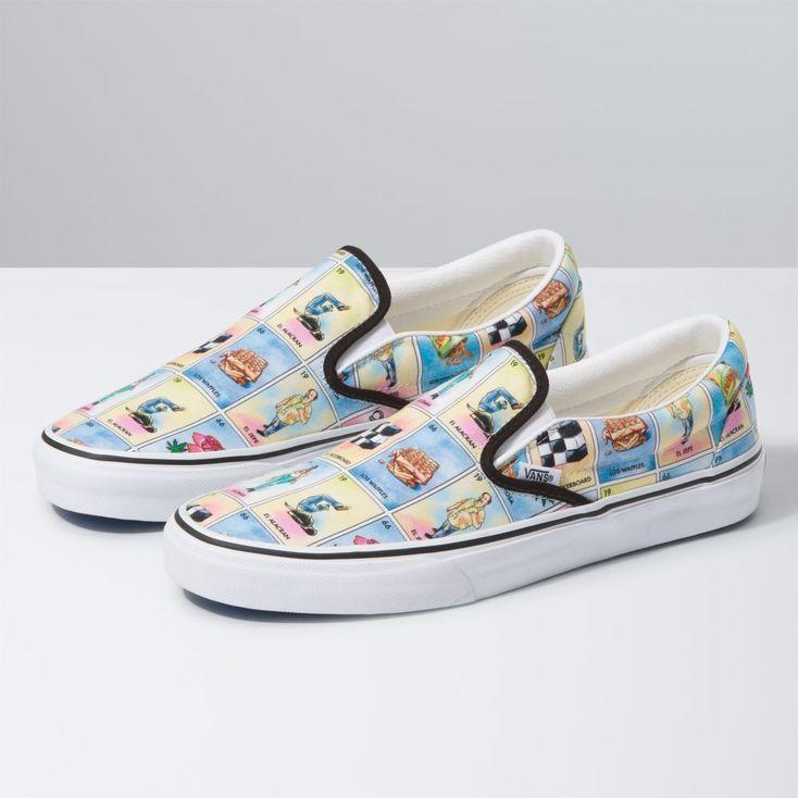 Los Vans Classic Slip On|Shop at Vans