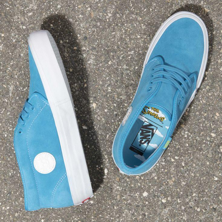 Vans x The Simpsons Men Chukka Pro|Shop