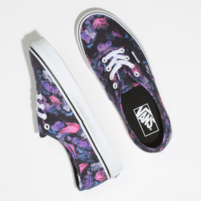 Warped Floral Authentic