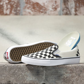 Checkerboard Slip On Pro
