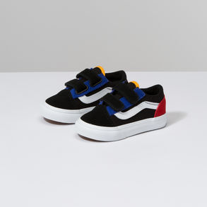 Toddler Color Block Old Skool V