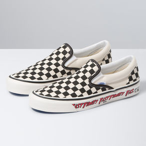 Fast Time Anaheim Factory Classic Slip On 98 DX