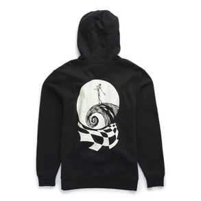 The Nightmare Before Christmas Sketchy Jack Pullover Hoodie