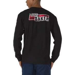 Vans x Baker Speed Check Long Sleeve T-Shirt