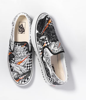 Custom Culture Slip-On