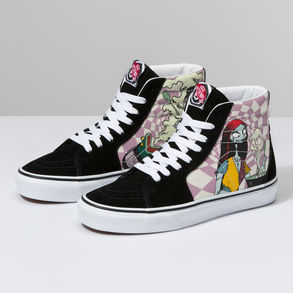 The Nightmare Before Christmas Sk8 Hi