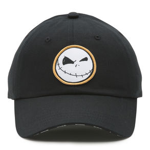 The Nightmare Before Christmas Jack Courtside Hat