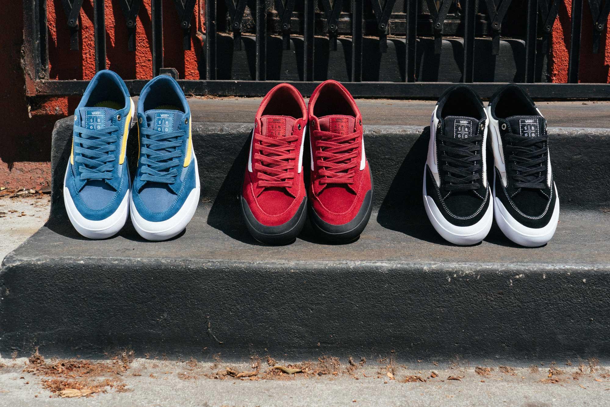 VANS 推出全新ELIJAH BERLE 職業滑板鞋